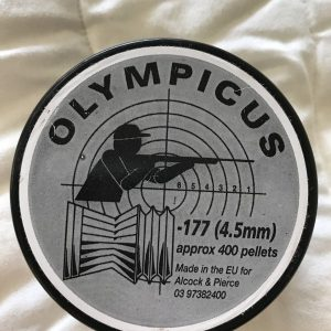 Olympicus .177 air pellets