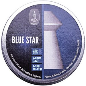 BSA Blue Star .22 Air Pellets
