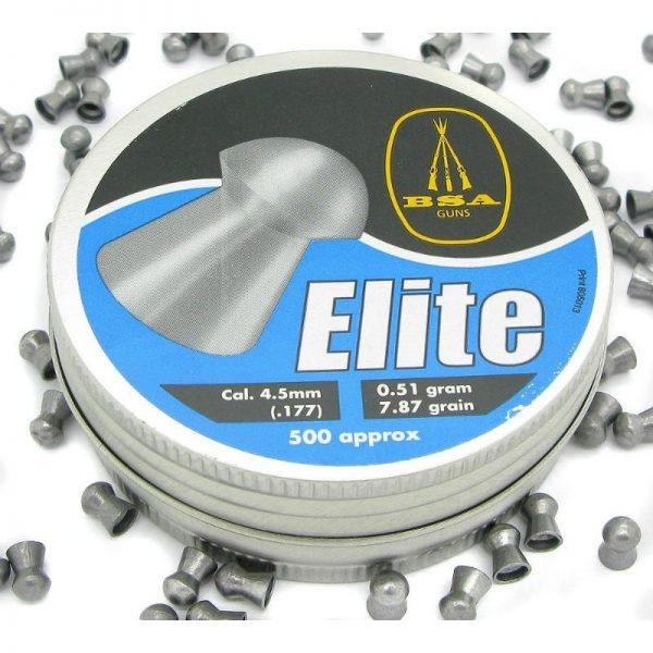 BSA Elite .177 Air pellets