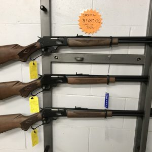 Marlin 30/30 Lever Action Rifles