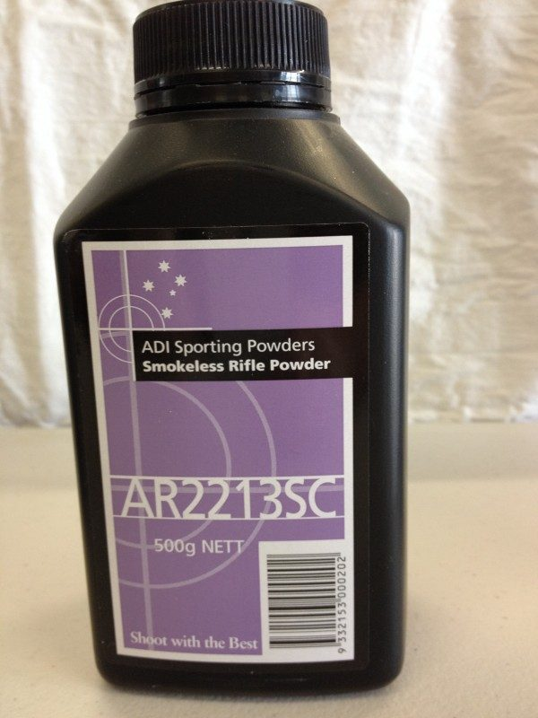 AR2213SC ADI smokeless rifle powder