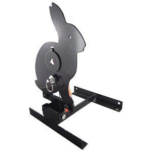 Steel rabbit target